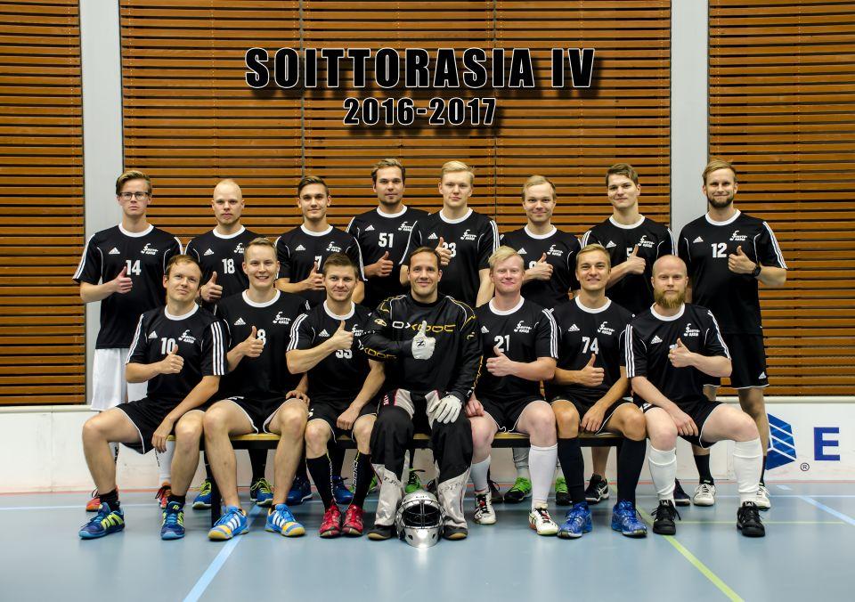 Soittorasia IV 2016