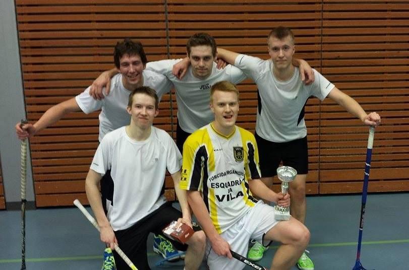 Tappi-liigan kilpasarjan 2014 voitti  Raikas Vinkka. Tiukassa finaalissa kaatui Hallitus lukemin 15-13.